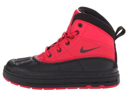 Nike BoyS Woodsidehigh Bottes de neige Distance Sport Entraîneur Chaussures Black / Black-Dark Grey