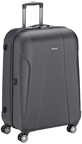 Travelite Durchläufer Koffer, 75 cm, 113 L, Anthrazit