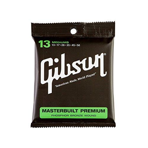 Gibson Gear SAG-MB13 Masterbuilt Premium Saiten .013 - .056