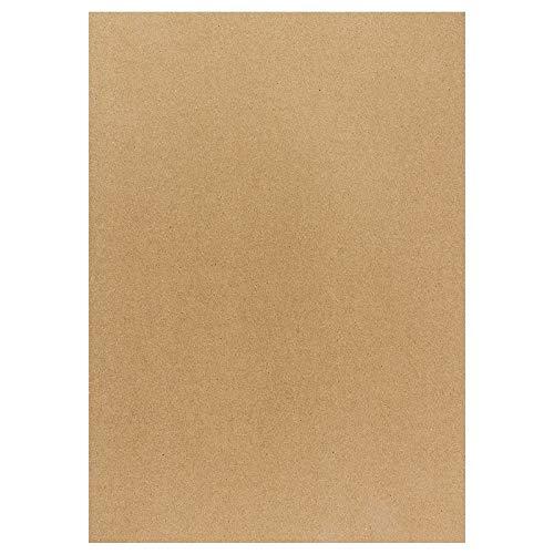 100 Blatt Kraftpapier | DIN A4 | Premium | 220 g/m² |