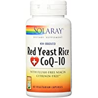 RED YEAST RICE PLUS Q10 60 CAP