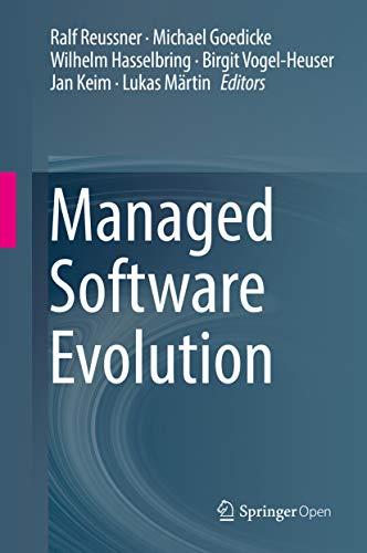 Managed Software Evolution (English Edition)