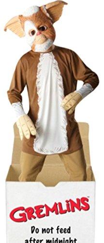 erdbeerloft - Herren Gizmo, Gremlins – Kleine Monster, Kostüm, XL, (Maske Gremlins)