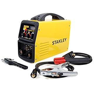 STANLEY SW67825 160A MMA Inverter with Voice Prompt (ARC/Stick), 24 V