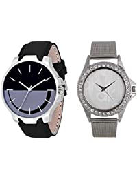 Frix Combo Watches For Couple/Couple Watch New/Watch For Men And Women/Women Watches/Men Watches/Analogue Watch...