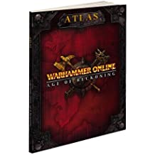 Warhammer Online: Age of Reckoning Atlas: Prima Official Game Guide (Prima Official Game Guides) by Mike Searle (2008-09-15)