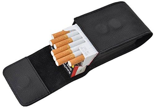 Custodia di pelle per sigarette di Gusti Leder studio