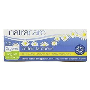 Natracare | Tampons Regular - Organic | 4 x 20 (UK)
