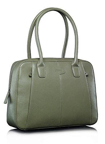 Filofax Aston Handbag - Mushroom