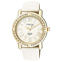Q&Q Dress Watch Analog Display for Women DA93J104Y