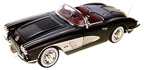 chevrolet-corvette-c1-argento-nero-1958-modello-di-automobile-motormax-118-modello-esclusivamente-da