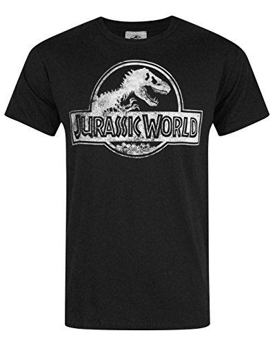 Uomo - Official - Jurassic World - T-Shirt (XXL)