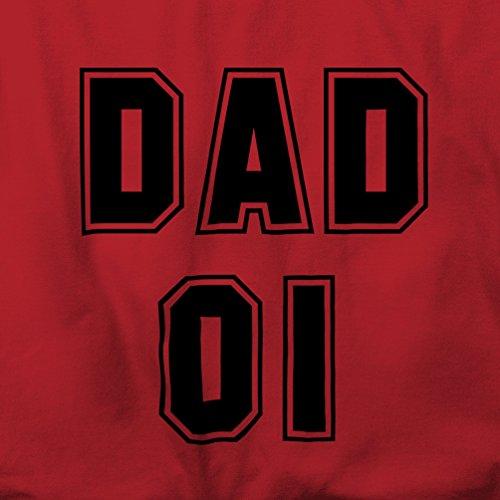 Dad 01 Herren T-Shirt Red