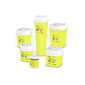 B.Braun Medibox® Entsorgungsbehälter Sammelbehälter Kanülenbehälter Kanülenbox, versch. Größen