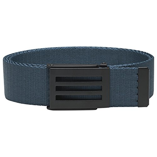 Adidas Golf 2016 Performance Mens Golf Funky Webbing Belt - One Size Mineral Bleu
