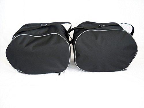 1 Paar Koffer Innentaschen Kofferinnentaschen YAMAHA FJR 1300 TDM 900