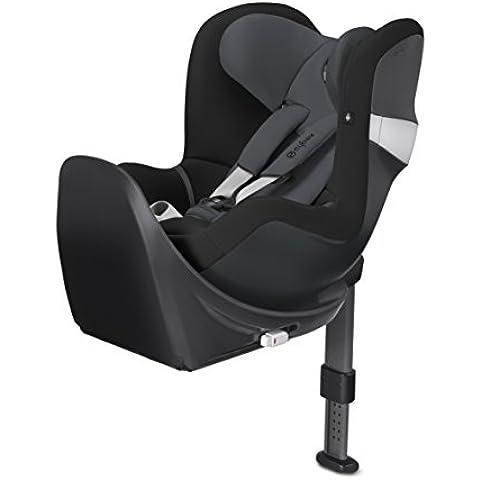 Cybex Sirona M2 I-Size - Silla de auto, grupo 0-1, nacimiento hasta 18kg, color Phantom Grey