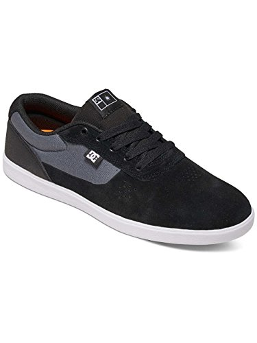DC Shoes Switch S Lite - Low Top Schuhe für Männer ADYS100267 Black/Charcoal