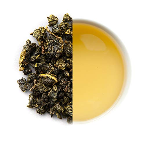 Organic Milky Oolong Taiwanesischer Tee - Oolong-Tee direkt vom Bauern aus Taiwan - milchig, cremig & leicht (100 Gramm)