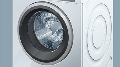 Siemens iQ700 WM14W5FCB Waschmaschine / 9,00 kg / A+++ / 152 kWh / 1.400 U/min / FC Bayern Meisterwascher / Nachlegefunktion / aquaStop mit lebenslanger Garantie / - 4
