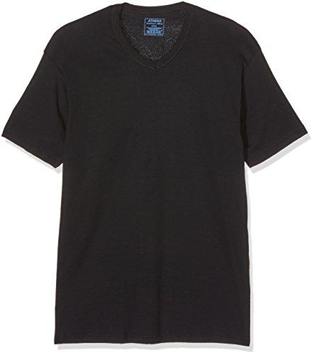 Athena Herren Unterhemd Noir (Noir)