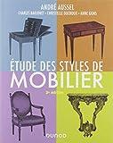 Étude des styles de mobilier - 3...
