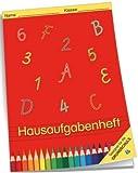 """Hausaufgabenheft für Grundschule """"Stifte"""" / DIN A5"""