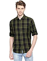 00b79a2dd0c5 Greens Men s Shirts  Buy Greens Men s Shirts online at best prices ...
