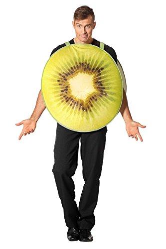 Kostüm Kiwi Kiwis Fruchtkostüm Frucht Träger Obst Fasching Karneval (Kiwi Kostüm Kostüm)