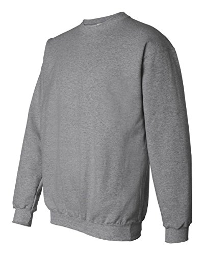 Broken Herz-Symbol auf American Apparel Fine Jersey Shirt Grau/Dunkelgrau