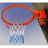 Der Sportler Profi-Basketballkorb, abknickbar, Topp-Ausführung