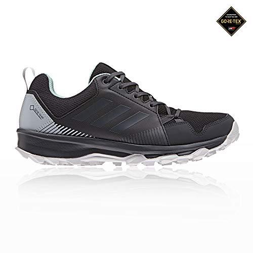 adidas Damen Terrex Tracerocker GTX W Trekking-& Wanderhalbschuhe, Schwarz (Negbas/Carbon/Vercen 000), 38 EU