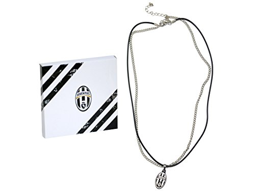 juventus-official-logo-pendant-double-chain-necklace
