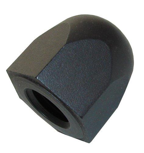 Morton Hutmuttern aus niedrigem Kohlenstoffstahl, Zollgröße, 1/2-13 Gewindegröße