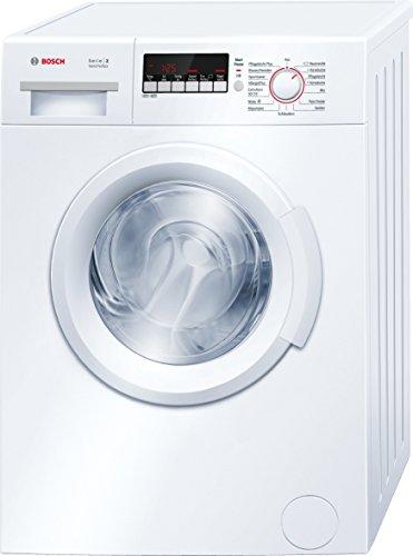 Bosch WAB28222 Serie 2 Waschmaschine FL / A+++ / 153 kWh/Jahr / 1395 UpM / 6 kg / AllergiePlus /...