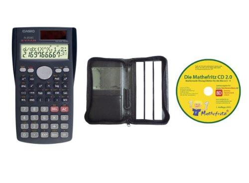 Casio FX 85 MS Paket 3(+Tasche+CD)