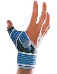 Thuasne Sport - Protector de muñeca y pulgar azul azul Talla:small