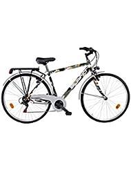 LINEA GIANNI BUGNO Bicicleta Amu28221C.16 Verde Militar