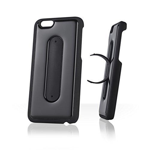 Iphone 3g Hard Snap (Hände frei Auto Klip Kase aus goo. EY-Handy Fall + Halterung für Auto Armaturenbrett Für iPhone 6)