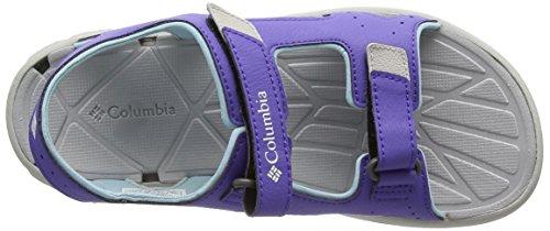 Columbia ColumbiaYouth Techsun Vent - Sandali da Atletica Unisex adulti Viola (Purple (546))