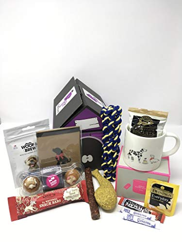 Pet Presents Dog Lover's Gift Hamper