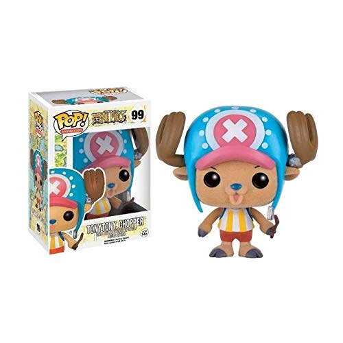 One piece Figure Pop Tony Tony Chopper Flocked Exclusive