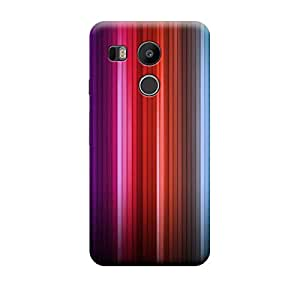 iCover Premium Printed Mobile Back Case Cover With Full protection For LG Nexus 5X (Designer Case)