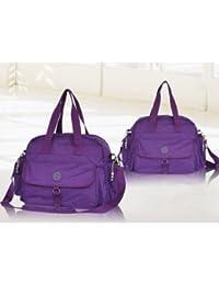 Generic Waterproof Large Capacity Tote Shoulder Bag Handbag-Parent