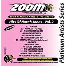 Zoom Karaoke CD+G - Platinum Artists 46: Norah Jones #2