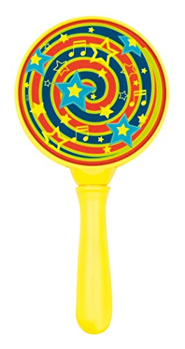 Tamburin Kunststoff 22 cm x 11 cm