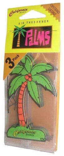 Preisvergleich Produktbild 3er California Scents Palm Hang-Outs - Capistrano Coconut