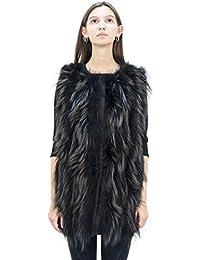Amazon.it  gilet nero donna - 200 - 500 EUR  Abbigliamento 10a7a4756ba