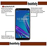 SuperdealsForTheinfinity Tempered Glass Screen Protector for ASUS zenfone max pro m1 (Transparent)