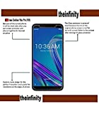 #8: Asus zenfone max pro m1 Tempered Glass Screen Protector for SuperdealsForTheinfinity (Transparent)